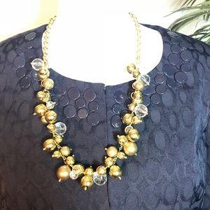 Kate Spade statement necklace EUC ♠️